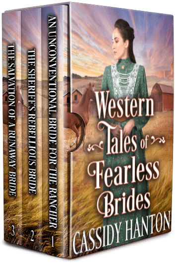 Western Tales of Fearless Brides