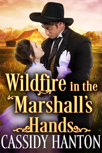 Wildfire in the Marshall's Hands