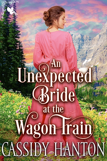 An Unexpected Bride at the Wagon Train